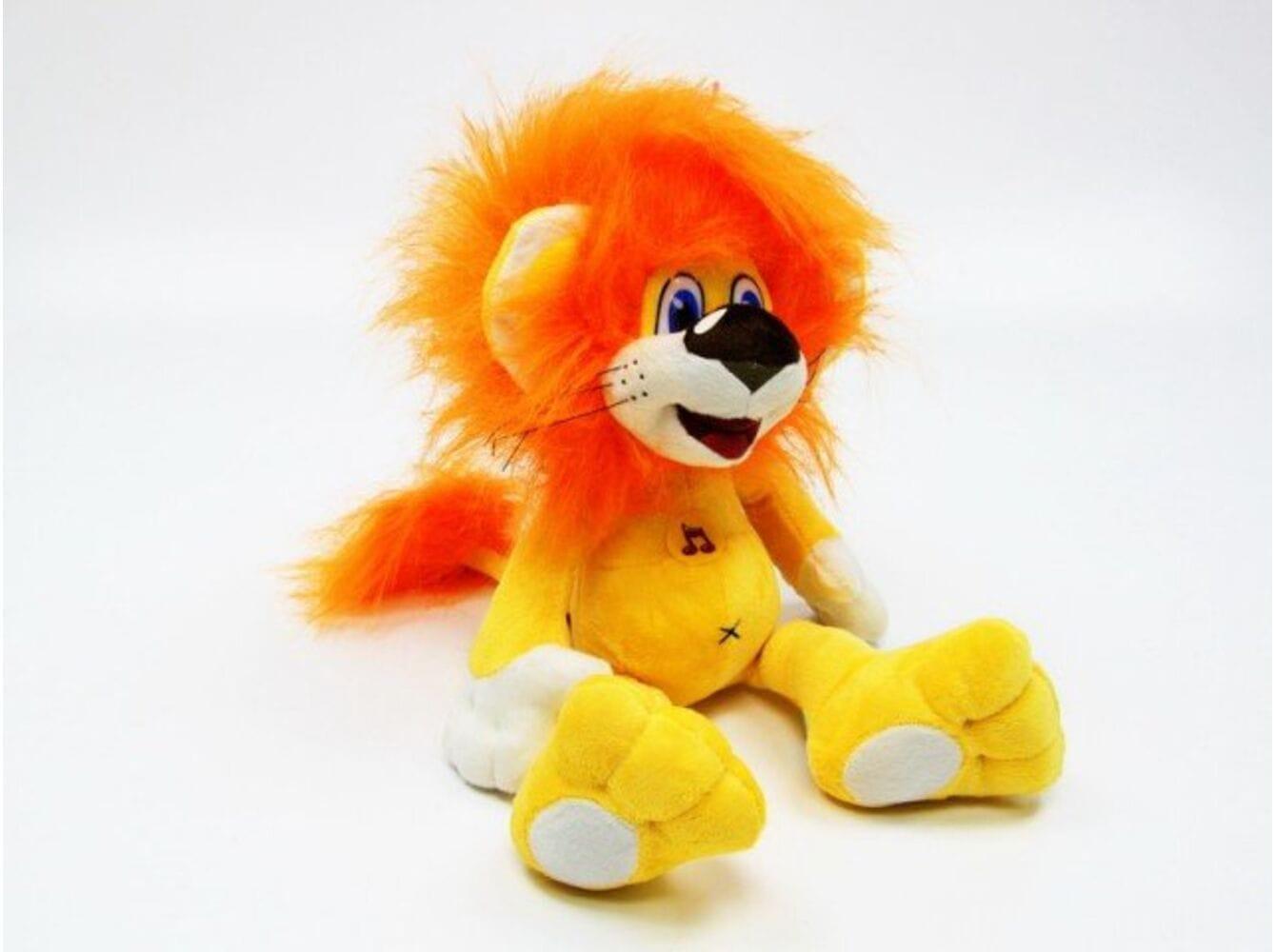 Львенок своими руками фото
