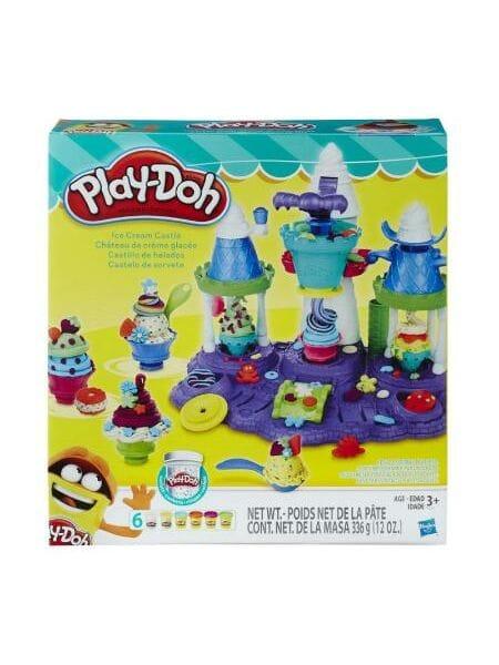 """PLAY-DOH. Игровой набор """"Замок мороженого"""" B5523EU4*"""