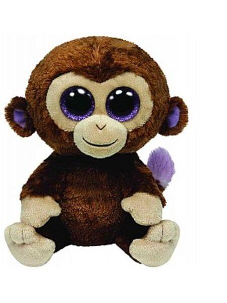 Beanie Boo's Обезьянка Coconut 33 см 36901*