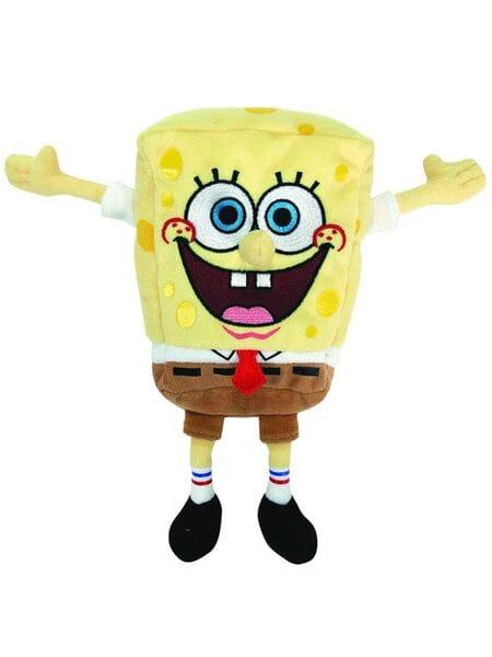 License Beanies Игрушка Spongebob, 20 см 40466*