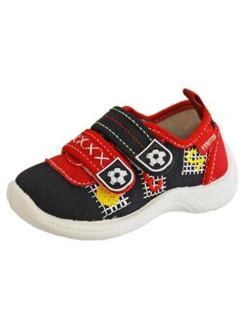Туфли котофей 131054-72 текстиль (21-27)**
