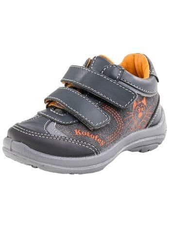 ботинки Котофей 152122-22 серый (21-24)**