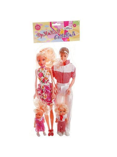 """""""Моя любимая кукла"""" семья, арт. 6021. Д29310*"""