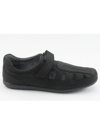 туфли Капика 23464-1 черный (32-37)**