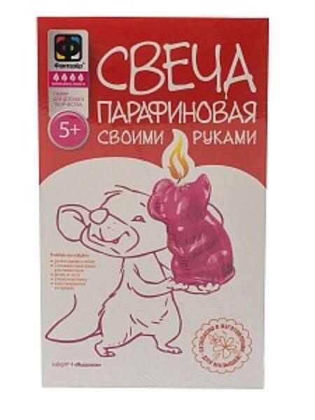 Парафиновая свеча Мышонок 284104ФН*