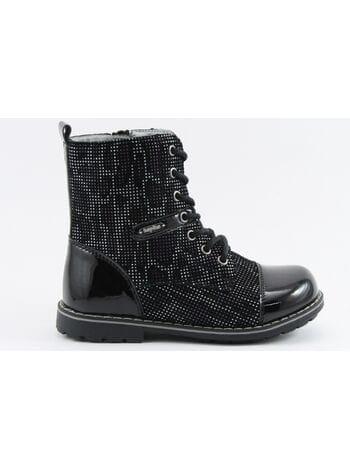 Ботинки Капика 52233ук-2 черный (26-31)**