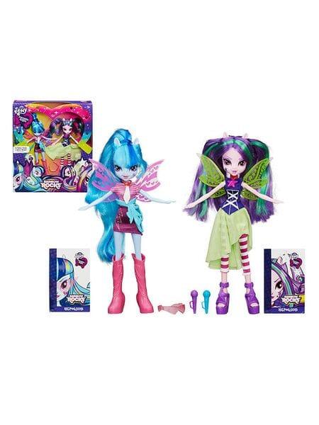 MLPEG 2 куклы в упаковке A9223H*