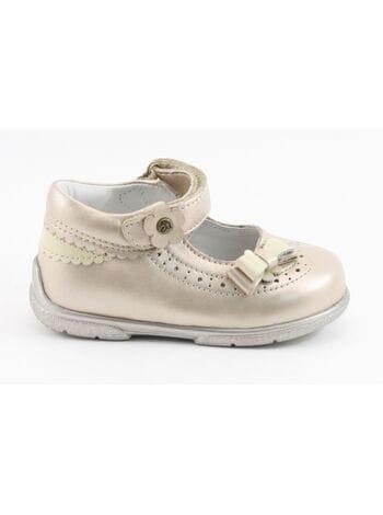 Туфли капика 21085-1 золото (19-24)**