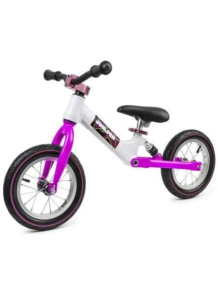 Беговел с амортизатором small Rider Jumper Pro коралловый цвет*