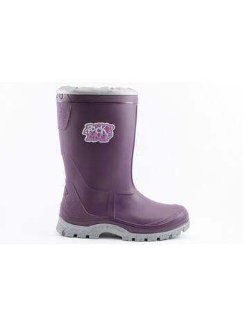 Сапоги резиновые Капика 554т-1 фиолетовый (31-37)**