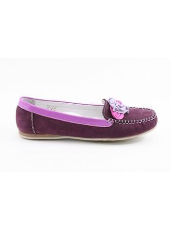 мокасины Капика 23252Т-2 фиолетовый (32-36)**