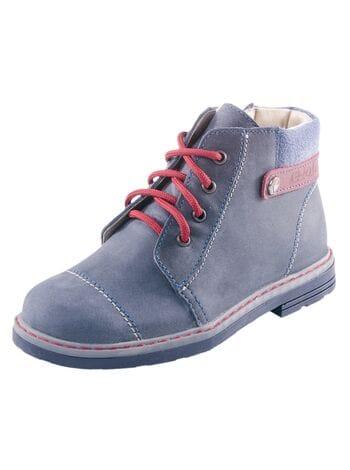 ботинки Котофей 452055-23 синий (27-31)**