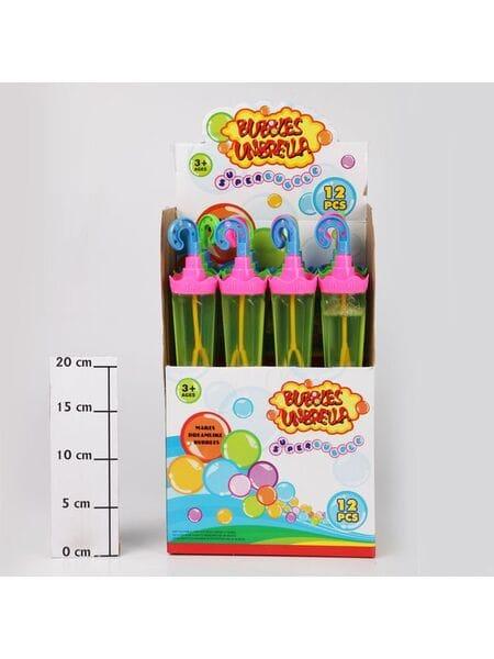мыльные пузыри зонтики К39702*