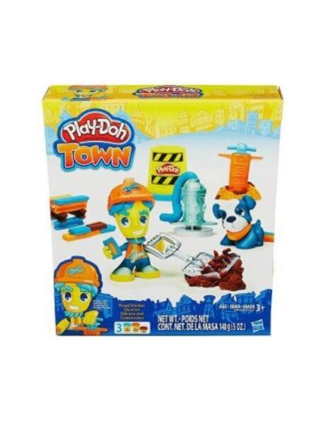 """Play-Doh Город набор """"Житель и питомец B3411EU4*"""