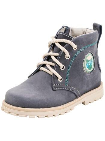 ботинки Котофей 352058-21 синий (24-29)**