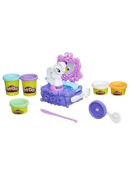 Play-Doh Набор Туалетный столик Рарити B3400EU4*