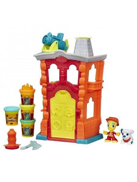 Play-Doh Город Игровой набор Пожарная станция B3415EU4*