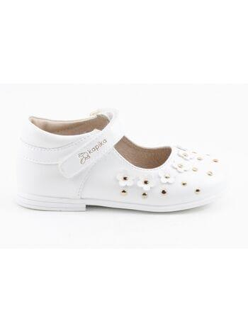 Туфли Капика 21231к-1 белый (21-24)**