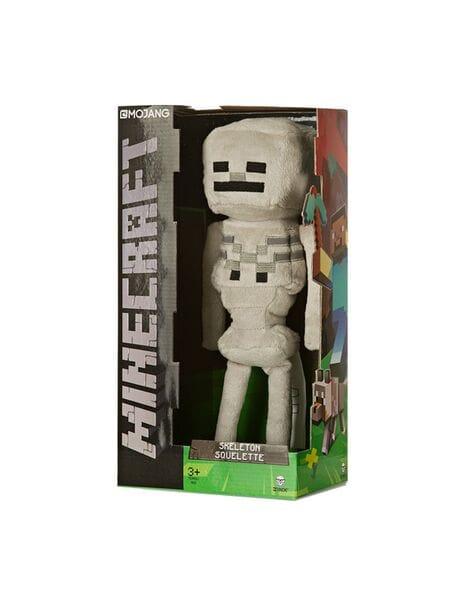 """Плюш Minecraft 12"""" Skeleton Plush (30см) 17431*"""