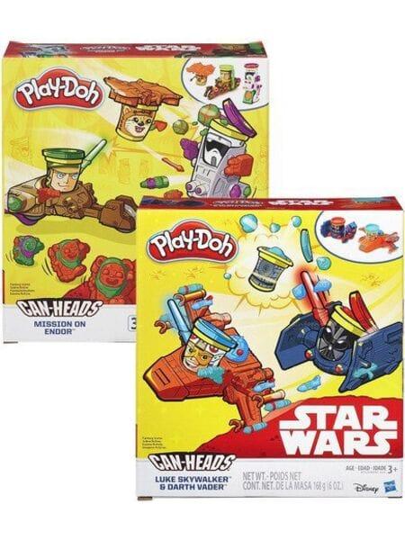 Play-Doh. Транспортные средства Звездных войн B0001H*