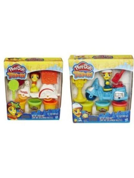 Play-Doh Город Транспортные средства B5959EU4*