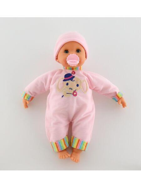 """39322 Кукла """"Пупс"""": озвученная, сосёт соску (38 см)*"""