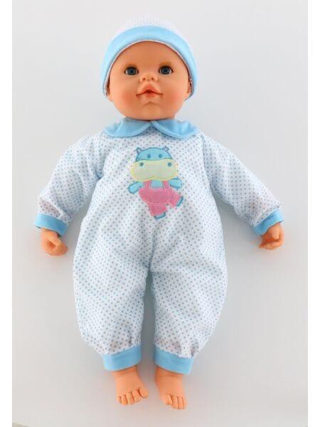 """48951 Кукла """"Пупс"""": озвученная, реагирует на прикосновения (45 см)*"""