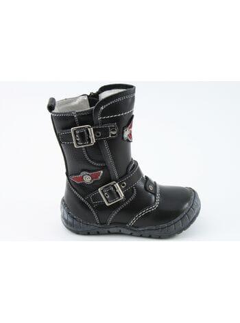 Антилопа ботинки 21141-2261 чер(23-29)**