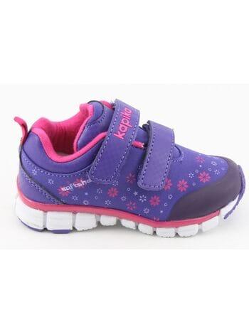кроссовки Капика 71049с-1 фиолетовый (23-27)**