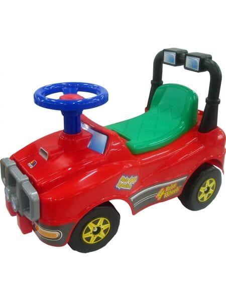 Автомобиль Джип-каталка (красный) 62857*
