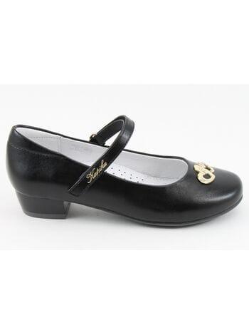 туфли Капика 93111-2 черный (31-36)**