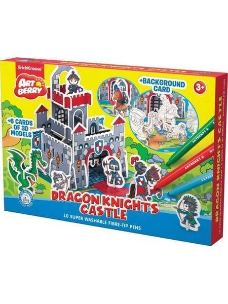 3D пазл для раскрашивания Замок 37310EK*