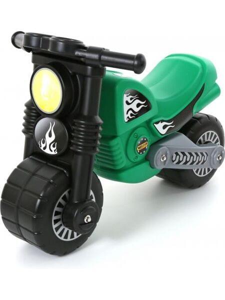 """Мотоцикл """"Моторбайк"""", зелёный 40480*"""