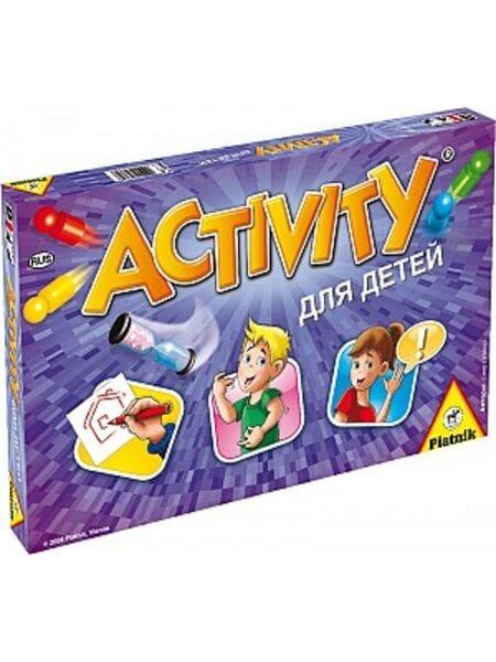 PIATNIK. Игра настольная Activity для детей 793646*