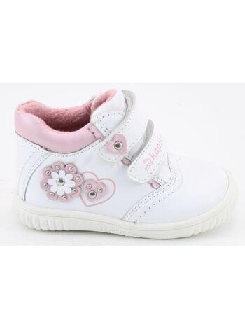 Ботинки капика 51050-1 белый (20-25)**