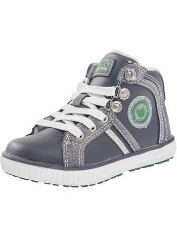 ботинки Котофей 354008-32 серый (25-29)**