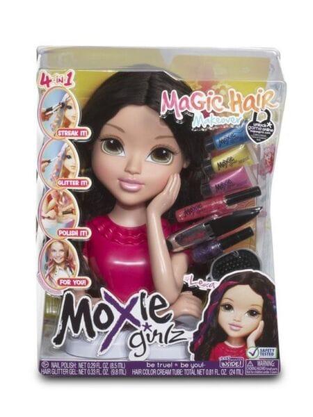 Игровой набор аксессуаров Moxie Юный стилист,Лекса 395904*