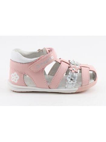 туфли открытые капика 31073-1 роз (19-24)**