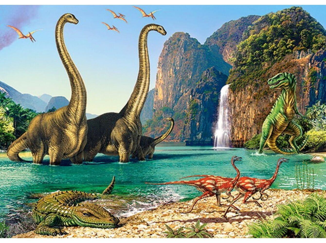 его шар жизнь динозавров картинки отлично