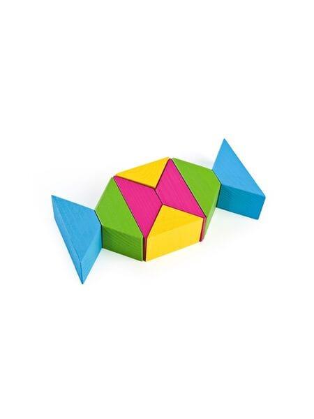 (6677) Треугольники Цветные*