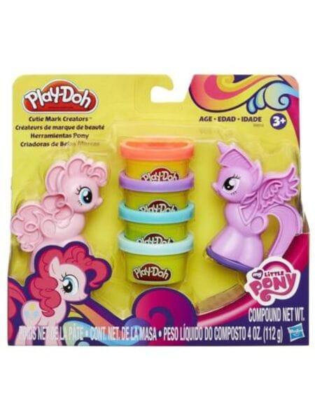 PLAY-DOH. Игровой набор Пони: Знаки Отличия B0010H*