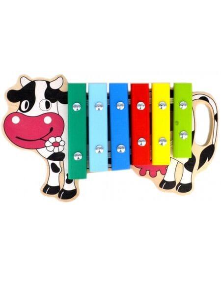 Ксилофон корова КС0601*