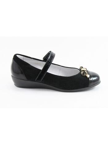Туфли Капика 24344-1 черный (34-38)**