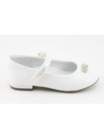 Туфли Капика 92058-1 белый (26-30)**