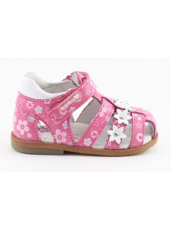 Туфли открытые Капика 10100-1 розовый (18-21)**