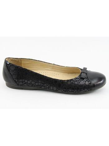Туфли капика 23179 черные (32-36)**