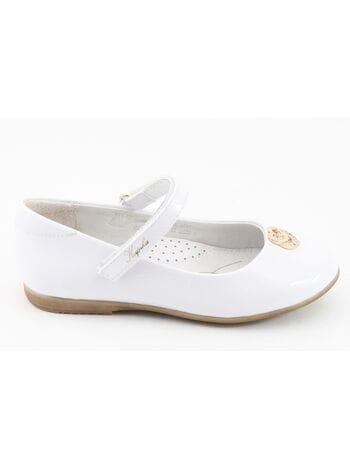 Туфли Капика 92063в-1 белый (26-30)**