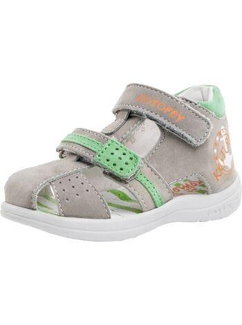 туфли открытые Котофей 122090-21 серый  (20-24)**
