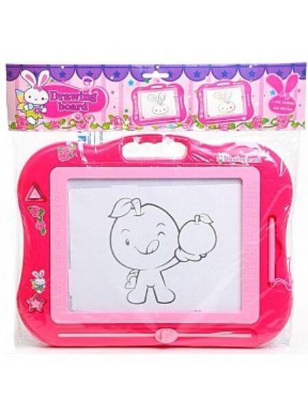 Доска для рисования розовая, арт. A077A Н61558*