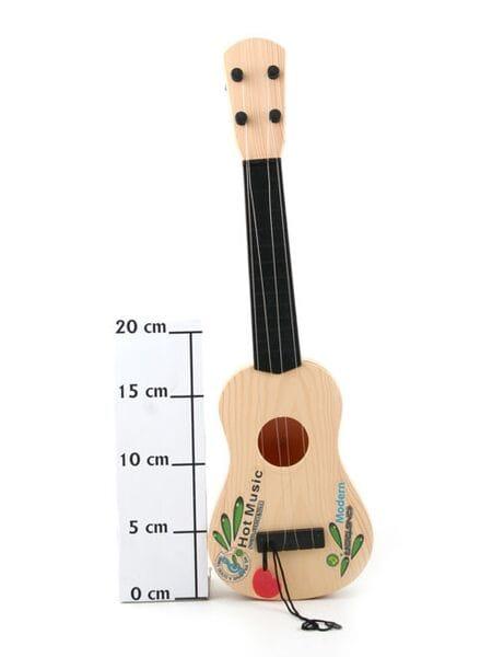 Музыкальный инструмент  Гитара с рисунком Н33178*